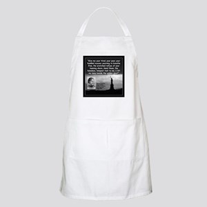 Lazarus Liberty Quote 2 Apron