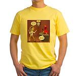 Hell Fire 2 Yellow T-Shirt