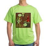 Hell Fire 2 Green T-Shirt