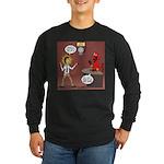 Hell Fire 2 Long Sleeve Dark T-Shirt