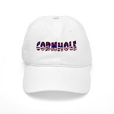 Patriotic Cornhole Cap