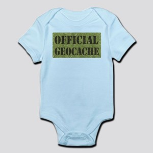 Official Geocache Infant Creeper