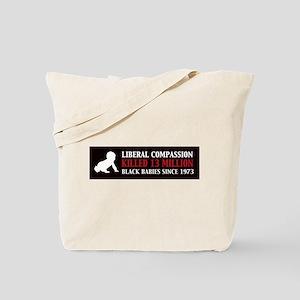 Liberal Compassion Killed 13 Million Black Babies