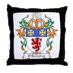 O'Haughey Coat of Arms Throw Pillow