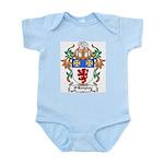 O'Haughey Coat of Arms Infant Creeper