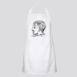 The Actor's Brain BBQ Apron