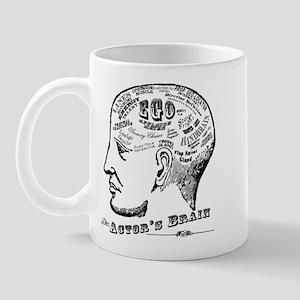 The Actor's Brain Mug