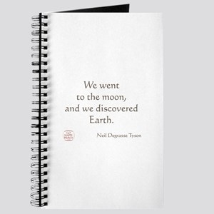 We went to the moon Journal