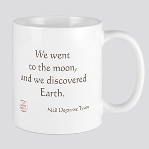 We went to the moon Mug