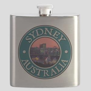 Sydney, Austrailia Flask