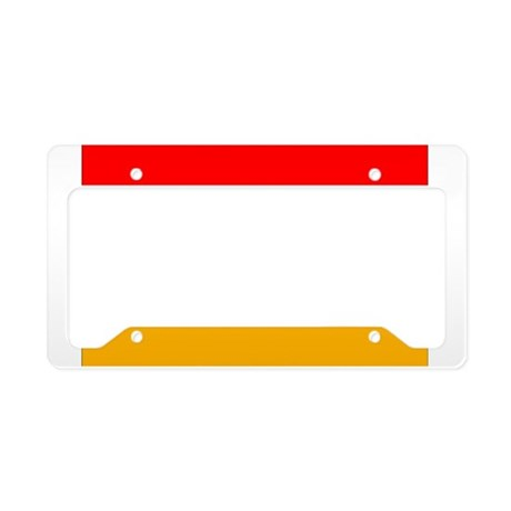 Armenia License Plate Holder