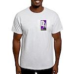 Dark Arts Logo2 Ash Grey T-Shirt