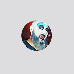 Captain Spaulding Mini Button