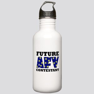 Future AFV Contestant LT Stainless Water Bottle 1.