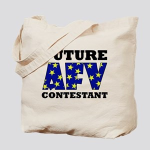Future AFV Contestant LT Tote Bag