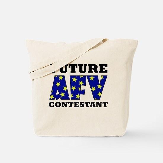 Future AFV Contestant LT Tote Bag