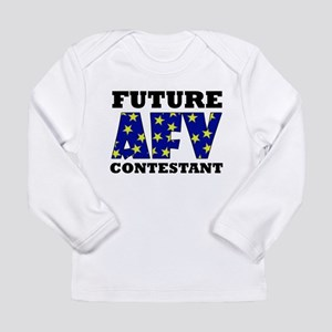 Future AFV Contestant LT Long Sleeve Infant T-Shir