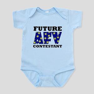 Future AFV Contestant LT Infant Bodysuit