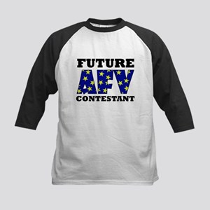Future AFV Contestant LT Kids Baseball Jersey