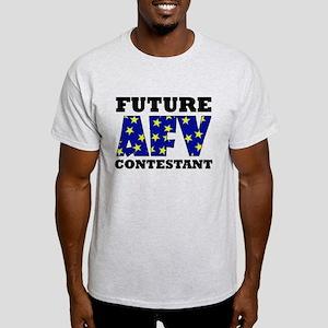 Future AFV Contestant LT Light T-Shirt