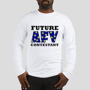 Future AFV Contestant LT Long Sleeve T-Shirt