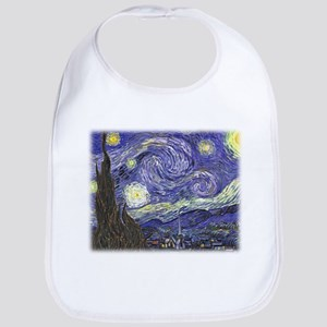 Vincent van Gogh, Starry Night Bib