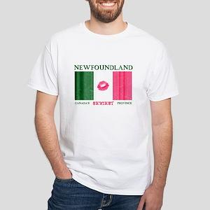 Newfoundland: Canadas Sexiest Province T-Shirt