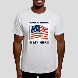 marco rubio is my hero Light T-Shirt