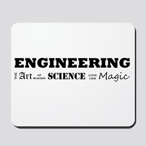 Engineering Definition Mousepad