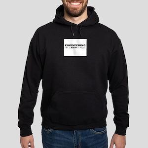 Engineering Definition Hoodie (dark)