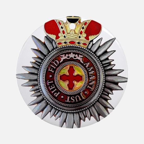Breast Star of Merit - Orthodox Order of St. Anna