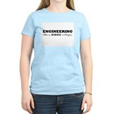 Engineering Women's Light T-Shirt