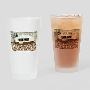 Sperm 101 Drinking Glass