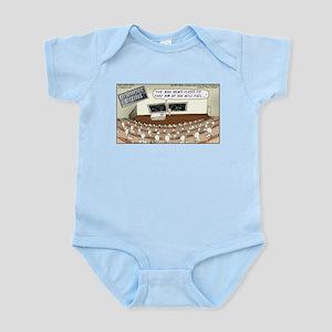 Sperm 101 Infant Bodysuit