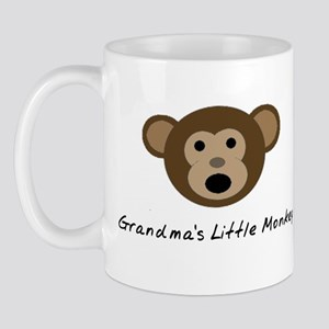 Grandma's Little Monkey Mug