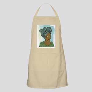 Veiled Lady 3 Apron