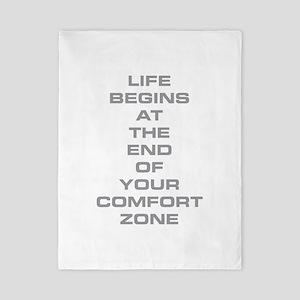 Comfort Zone Twin Duvet