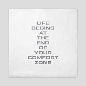 Comfort Zone Queen Duvet