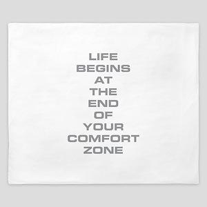 Comfort Zone King Duvet