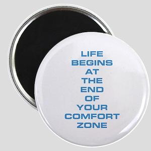 Comfort Zone Magnet