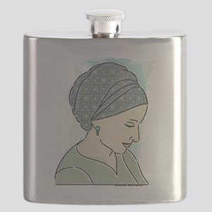 Veiled Lady 1 Flask