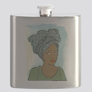 Veiled Lady 3 Flask
