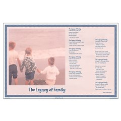 Legacy Of Family Posters