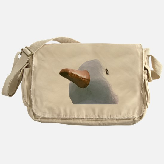 The Hamptons: Big Duck Messenger Bag