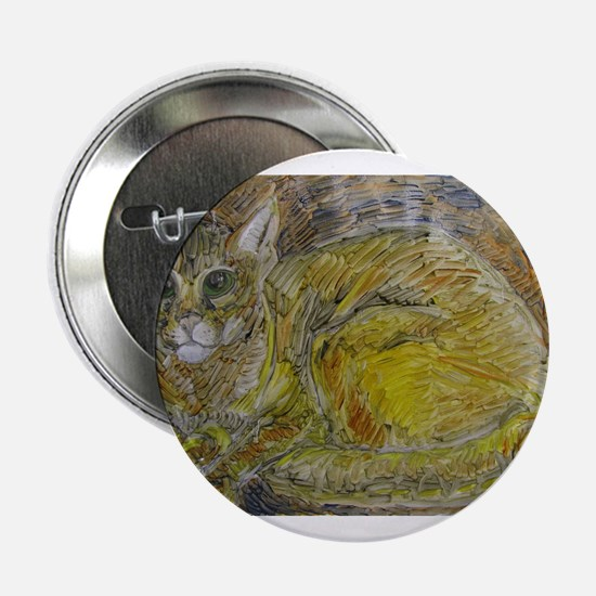 """Abyssinian 2.25"""" Button"""