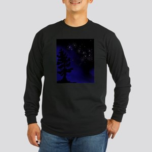 Step Up To Seven Stars Tai Chi T-Shirt Long Sleeve