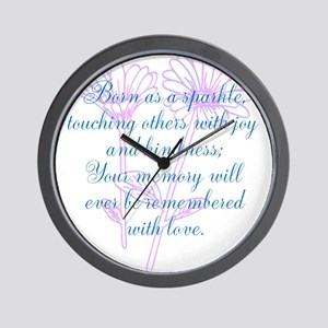 TheEulogyWeb: Touch design #3 Wall Clock