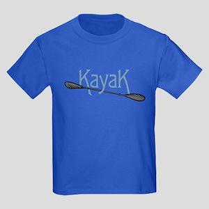 Kayak Kids Dark T-Shirt