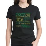 Vergil Green Women's Dark T-Shirt