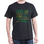Vergil Green Dark T-Shirt